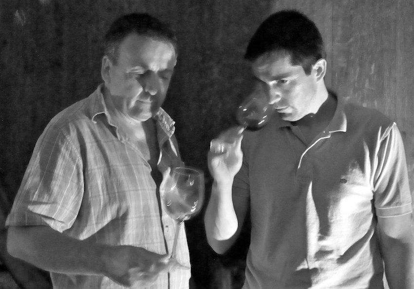 Marc et Jean-François Arnoux