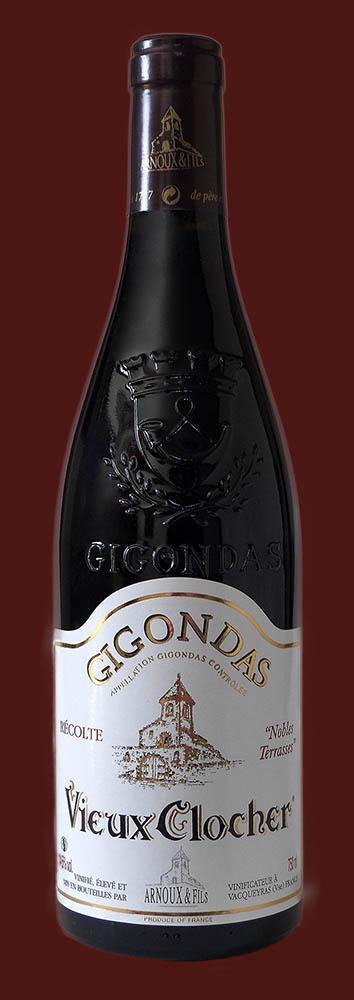 Vieux Clocher Gigondas