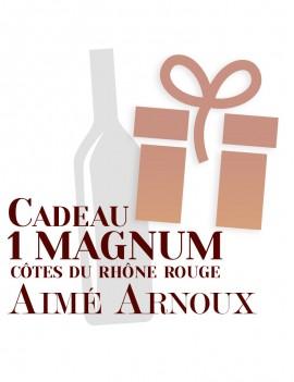 Offert : 1 Magnum Aimé Arnoux