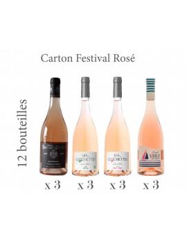 Offre Festival Rosé