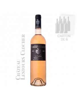 Vacqueyras rosé, Les...