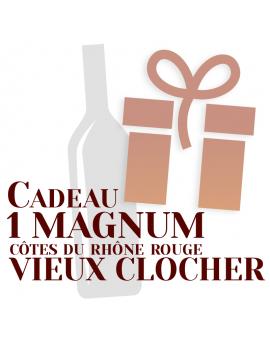 Offert : 1 Magnum Vieux...